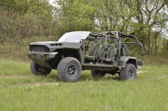 Who Will Build 651 Parachuting Trucks For The Army?