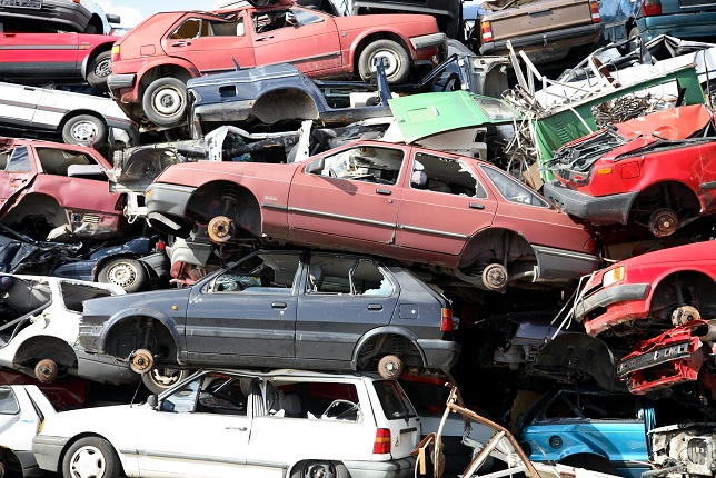 Scrap Car Removal Services– The Best Way to Get Rid of Scrap Vehicle
