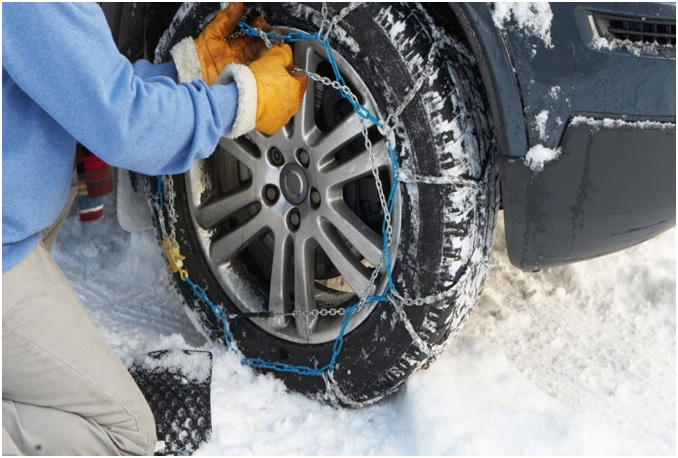 Tips For Using Snow Chains