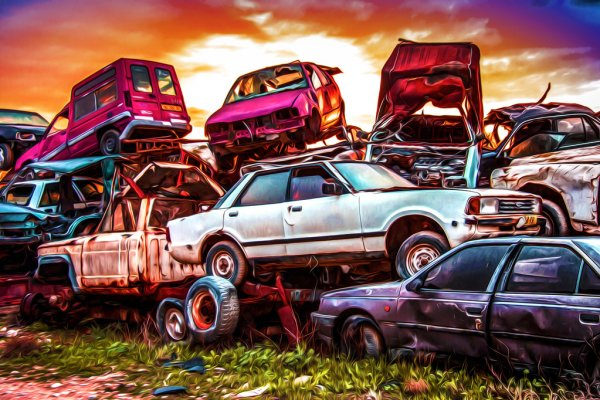 Removal Of Scrap Car In Singapore Components