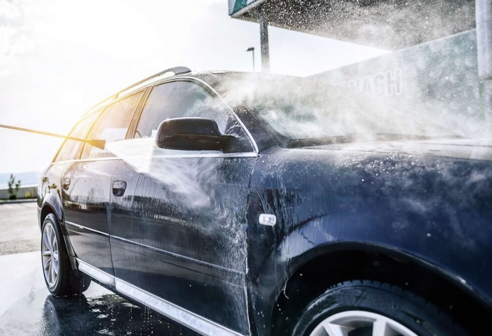 Benefits of Automated Car Wash